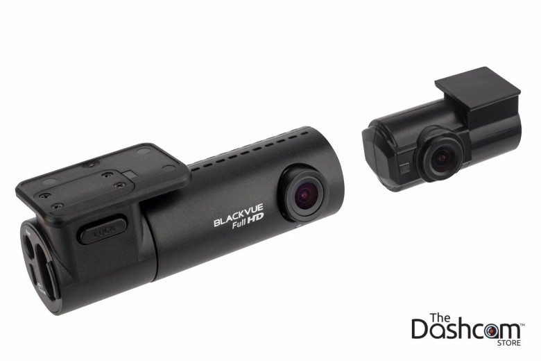 image of new 2017 BlackVue DR490-2ch Full HD 1080p dashcam