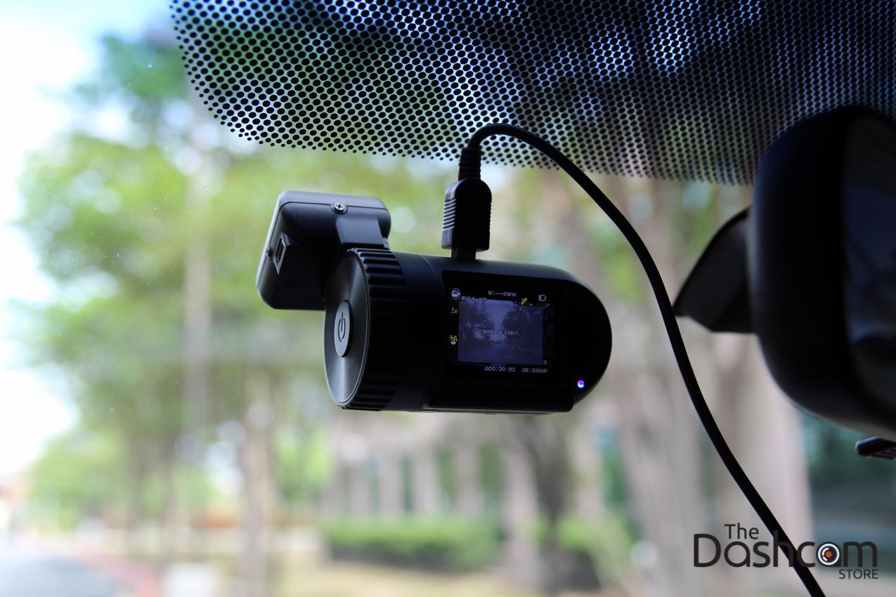 Mini0801 Miniature Dash Cam Full Hd 1080p Video