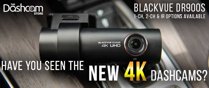 Shop 4K BlackVue Dash Cams
