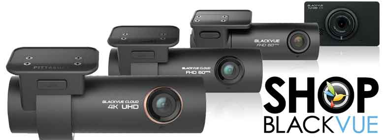Shop BlackVue's Best 900S, 750S, 590/590W Series Dash Cams
