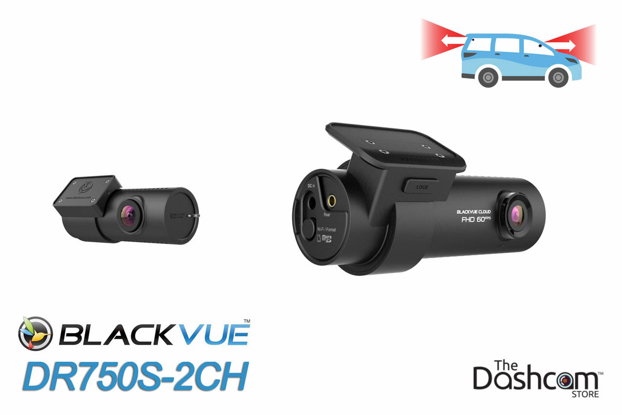 blackvue dr750s 2ch dual lens dashcam installed 2018 tesla. Black Bedroom Furniture Sets. Home Design Ideas